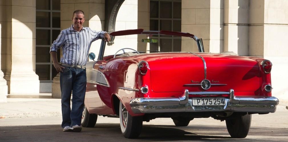 get a ride, havana classic car
