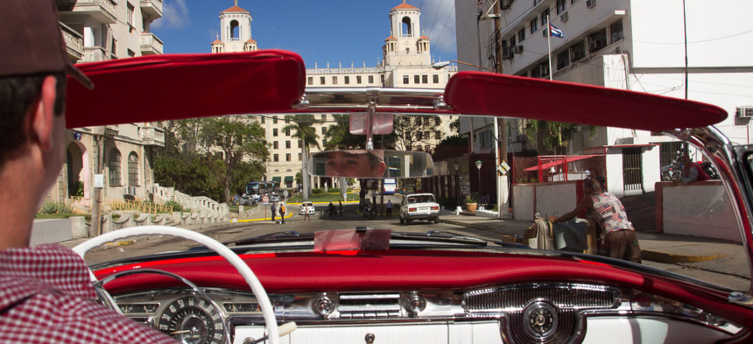 Havana Vintage Car Tours | Classic City Tour in Havana Cuba